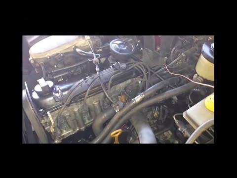 Baja presión de aceite motor 1.8 Lts. de Volks Wagen