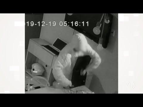 Autoescola em Nova Friburgo é roubada na manhã de quinta-feira; assista