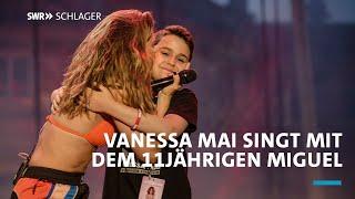 Was Für Eine Überraschung   Vanessa Mai Singt Mit Dem 11 Jährigen Miguel