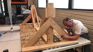 Mike Patey Wilga (DRACO Video 1) Carbon Fiber Gear Leg Fuel Tanks