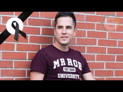 """Brian del Prado  concursante de """"Enamorándonos"""" fue asesinado  #CDMX"""