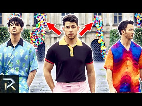This Is How The Jonas Brothers Spend Their Millions