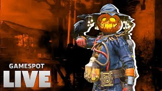 Apex Legends Fight or Fright Event | GameSpot Live
