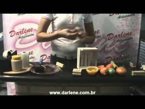 Aprenda a Embalar os Sabonetes com a Darlene Artesanatos - Parte 2