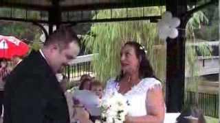 Brad and Suzy Bowles Wedding