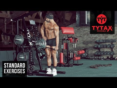 TYTAX® M1 | Standing Lever Side Bend
