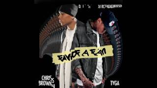 3. Tyga ft Chris Brown - Drop top girl (fan of a fan mixtape) (HD)