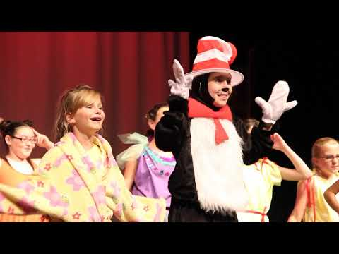 Rachel Directed, vocal/music directed, choreographed, & sound/lighting designed Suessical JR.