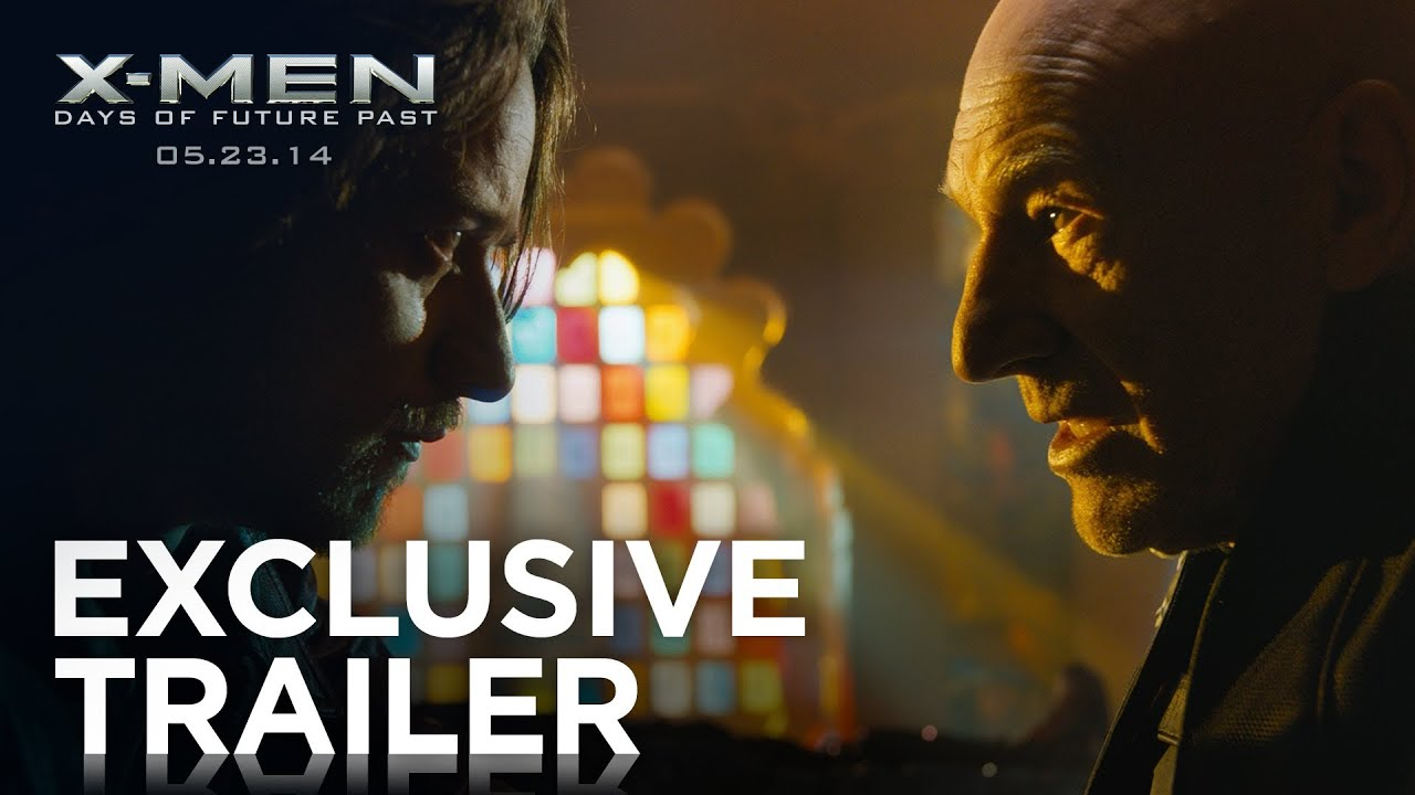 Movie Trailer:  X-Men: Days of Future Past (2014)