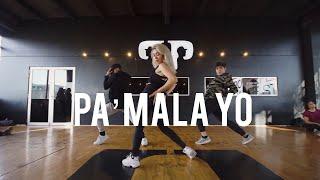 PA' MALA YO- Natti Natasha/ COREOGRAFÍA ALINE OSORIO