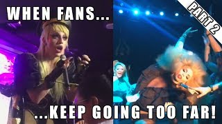 When Fans... Keep Going Too Far! Top 10 Drag Queens From RuPauls Drag Race