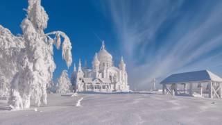 Наедине с музыкой.Зимнее чудо! Winter miracle!
