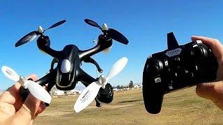 Eachine E33C Camera Drone Flight Test Review