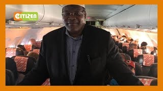 Fiery lawyer Miguna expected in Kenya on Wednesday morning