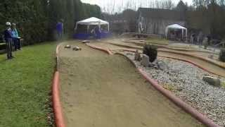 preview picture of video 'JMK Stenovice, CZ, Short course race at a mini race track'