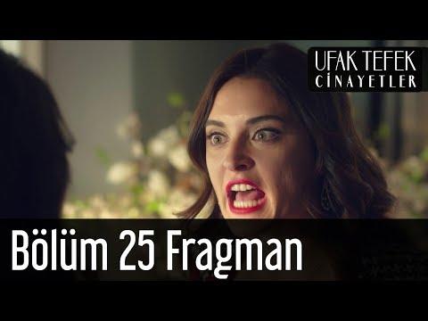 Ufak Tefek Cinayetler 25. Bölüm  Fragman