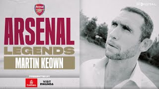 One of the toughest players ever! | Full Documentary | Martin Keown | Arsenal Legends