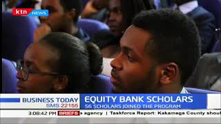 Fifty six Equity Bank Scholars ready to take up the academic challenge