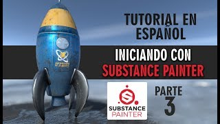 Iniciando con Substance Painter ::: Parte 3