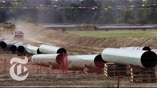 How the Keystone XL Pipeline Got (So) Political   The New York Times