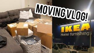 LA EMPTY APARTMENT TOUR! IKEA Trip & Home Decor Haul | OliviaMakeupChannel