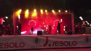"""Serata finale del Festival Internazionale """"ORFEO IN ITALIA"""" 9^ edizione 2016."""