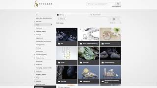 Stuller First Marketing Image Portal