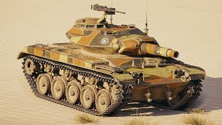 Gambar cover World of Tanks T49 - 6 Kills 8,9K Damage
