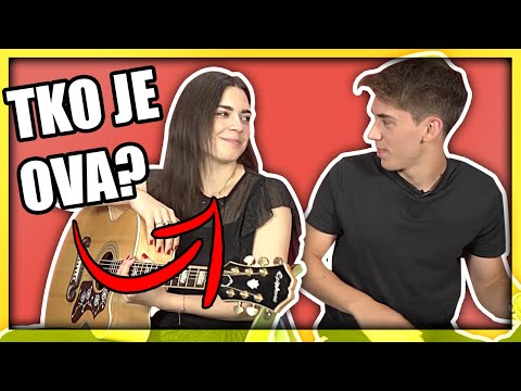 GUESS THE CELEB CHALLENGE | TheSikrt, SaamoPetraa & Bruno Lukić