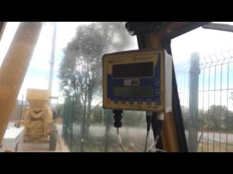 Sistema de pesaje Carmix 1