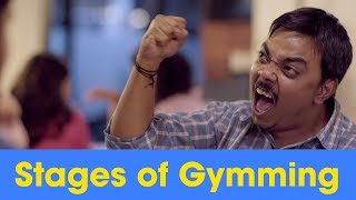 ScoopWhoop: Stages of Gymming