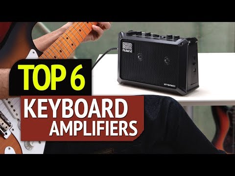 TOP 6: Best Keyboard Amplifiers
