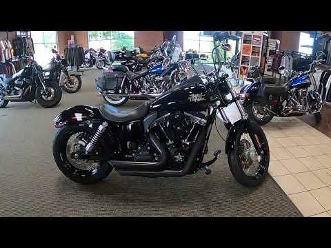 2013 Harley-Davidson Dyna Street Bob FXDB