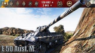 Как играют ТОП статисты в World of Tanks 🌟 11700 dmg 🌟 E 50 Ausf. M wot