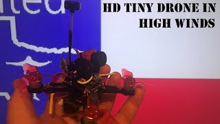 Tiny HD Drone - No Props in View