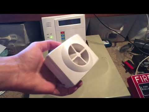 Honeywell/Ademco Wave 2 unboxing and test