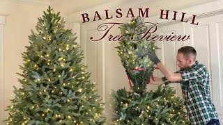 Balsam Hill Tree Review - Fraser Fir - Realistic Artificial Christmas Trees