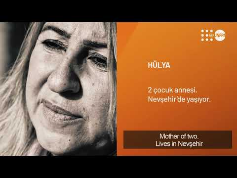 5 Women, 5 Stories - The Story of Hülya
