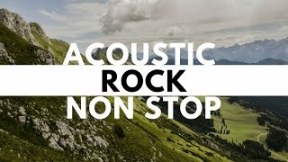 Acoustic Rock  Non Stop Playlist (With Lyrics)