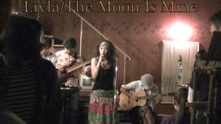 Liyla Live(Fairground Attraction/The Moon Is Mine)arrangement by Tommy