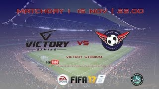 ProClub Match Day 1 l  Victory Gaming VS WHISTION FOREST
