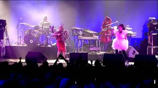 Roisin Murphy - Ramalama (bang bang) [Live]