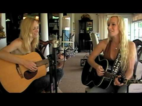 Trying to Find Atlantis cover by Twin Sisters Kristi Starr and Kappa Danielson
