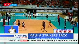 Despite losing to Cameroon Malkia Strikers qualify for World Volleyball championships 2018 in Japan