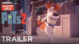 Trailer of The Secret Life of Pets 2 (2019)