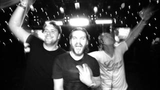 Swedish House Mafia feat Sander Van Doorn: Reach Out - Leave the world behind