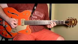 The Hollies - Lucille (Little Richard) Lead Guitar Secrets