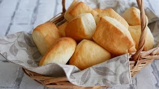 コストコみたいなディナーロールパン作ってみた! | Dinner Rolls