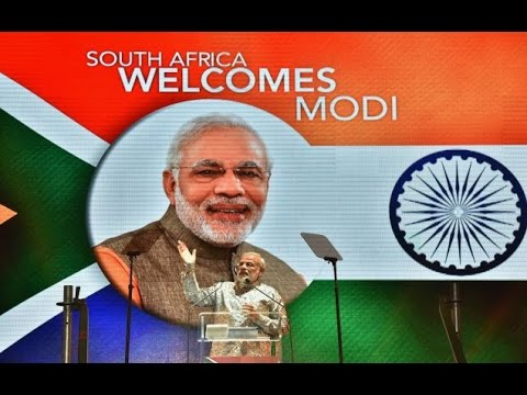PM Modi's Speech at the Community Reception in South Africa