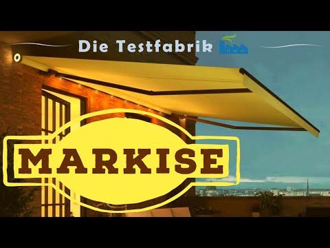 ⛱️ Markise Test (2020) – 🏆 Die besten Markisen